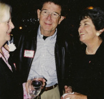 2003 Chana and Frank Mannen with Susan Pfleeger