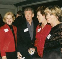 2005 Barbara and Joe Harper, Ronnie Delandy and Mary Lou Amen