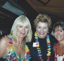 Marla, Ronnie, Carolyn