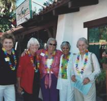 Ronnie, Jill, Nancy, Tensia, Marnie